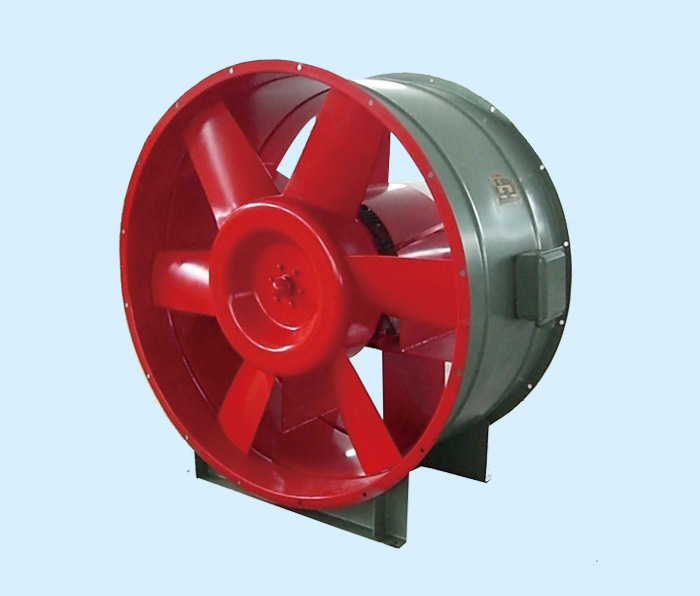 Mixed Flow Blower