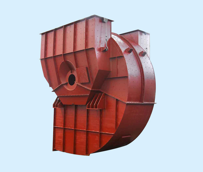 Blower for Steel Mill