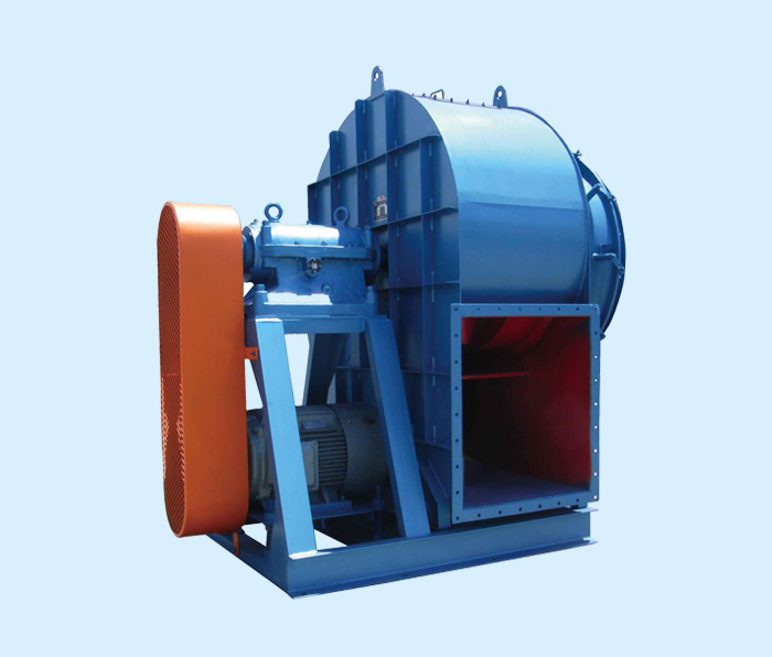 Centrifugal Fan for Glass Production Line