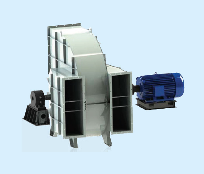 Mill Circulation Main Exhaust Fan